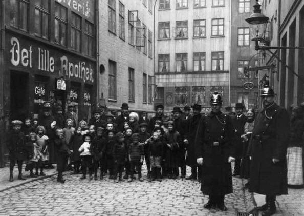 bordeller i københavn gamle kusser